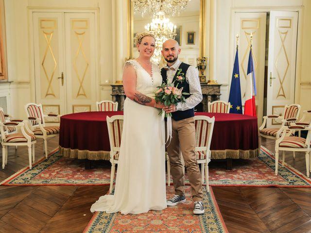 Le mariage de Julien et Coralie à Hazebrouck, Nord 69