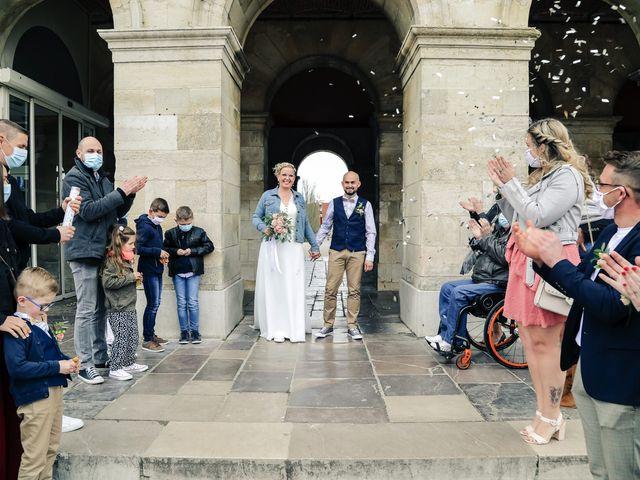 Le mariage de Julien et Coralie à Hazebrouck, Nord 70