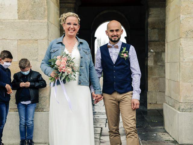 Le mariage de Julien et Coralie à Hazebrouck, Nord 71