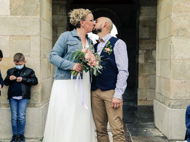 Le mariage de Julien et Coralie à Hazebrouck, Nord 72