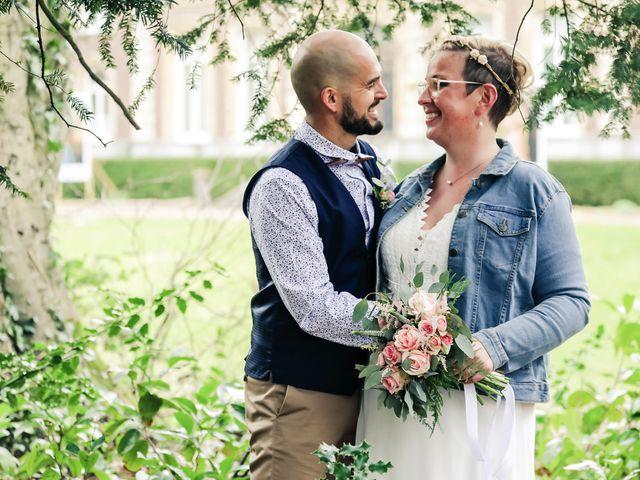 Le mariage de Julien et Coralie à Hazebrouck, Nord 77