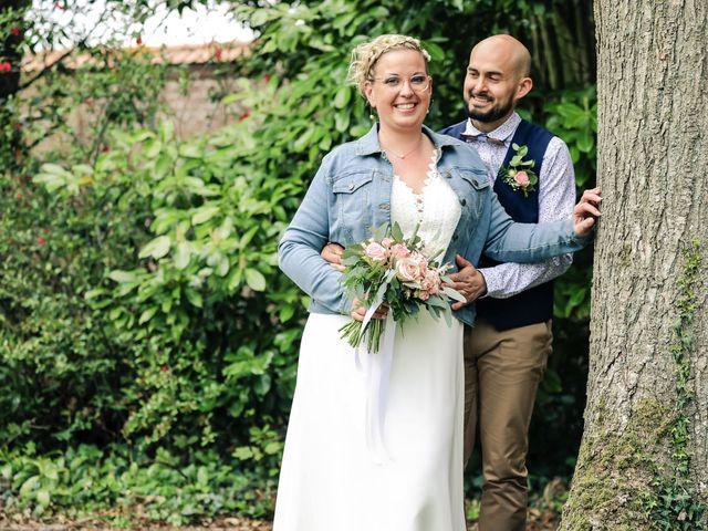 Le mariage de Julien et Coralie à Hazebrouck, Nord 80