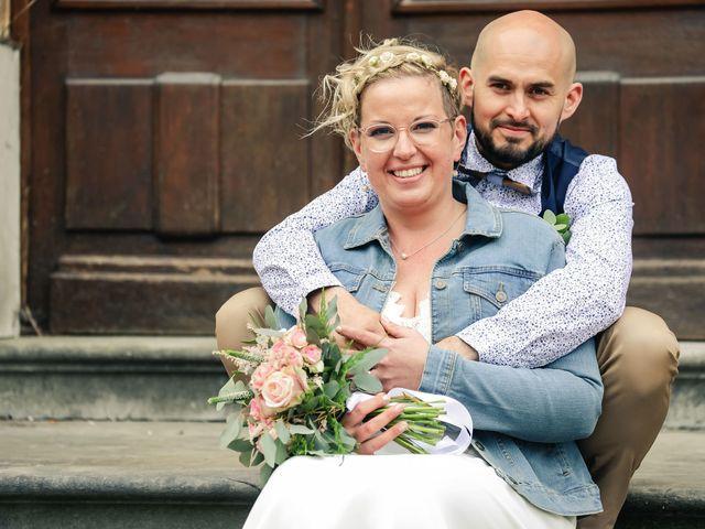 Le mariage de Julien et Coralie à Hazebrouck, Nord 83