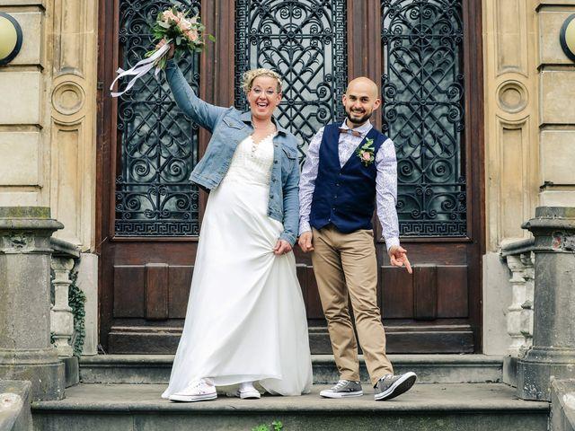 Le mariage de Julien et Coralie à Hazebrouck, Nord 84