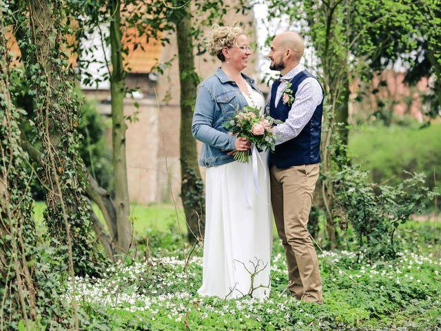 Le mariage de Julien et Coralie à Hazebrouck, Nord 88