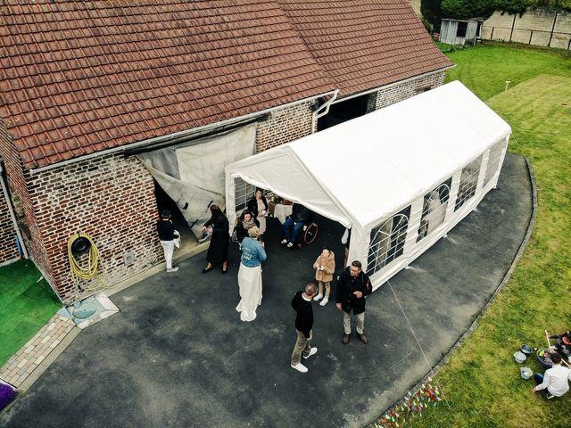 Le mariage de Julien et Coralie à Hazebrouck, Nord 90