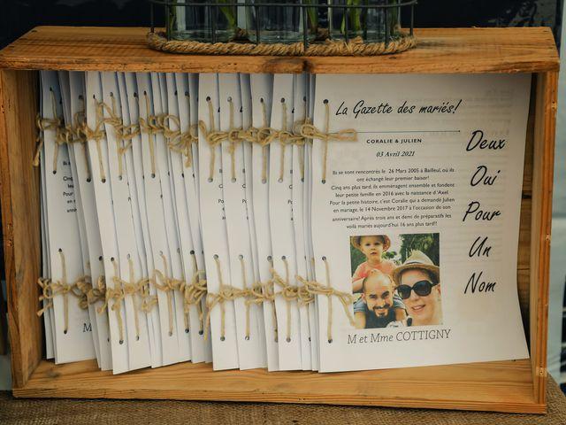 Le mariage de Julien et Coralie à Hazebrouck, Nord 95