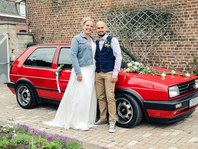 Le mariage de Julien et Coralie à Hazebrouck, Nord 104