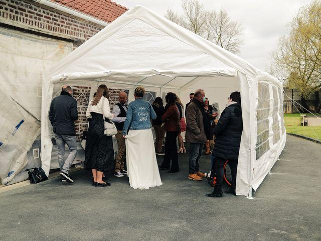 Le mariage de Julien et Coralie à Hazebrouck, Nord 106