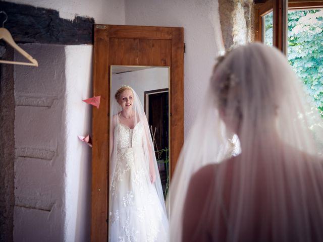 Le mariage de Will et Nina à Saint-Antonin-Noble-Val, Tarn-et-Garonne 11