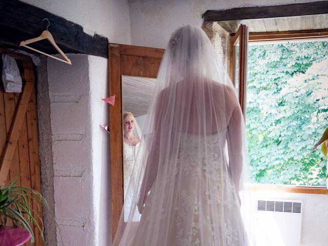 Le mariage de Will et Nina à Saint-Antonin-Noble-Val, Tarn-et-Garonne 12