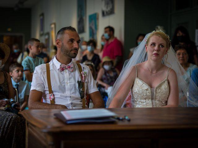 Le mariage de Will et Nina à Saint-Antonin-Noble-Val, Tarn-et-Garonne 13