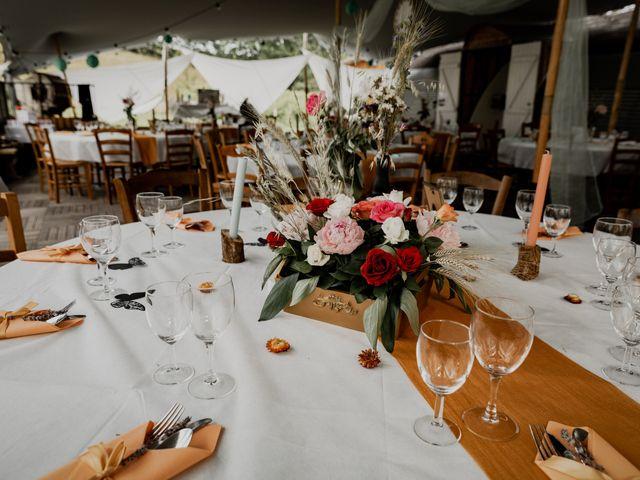 Le mariage de Will et Nina à Saint-Antonin-Noble-Val, Tarn-et-Garonne 23