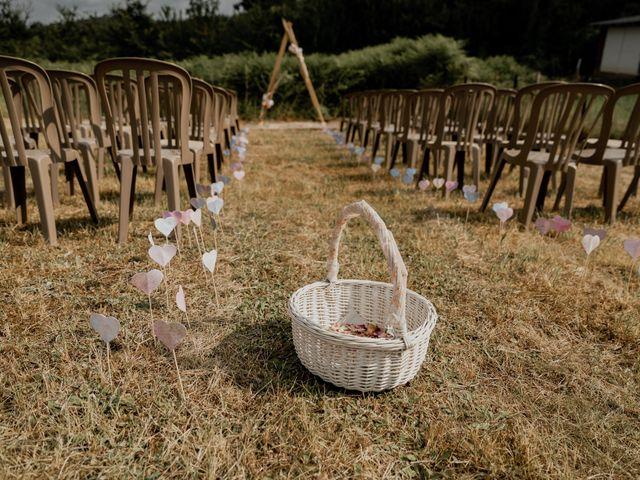 Le mariage de Will et Nina à Saint-Antonin-Noble-Val, Tarn-et-Garonne 26