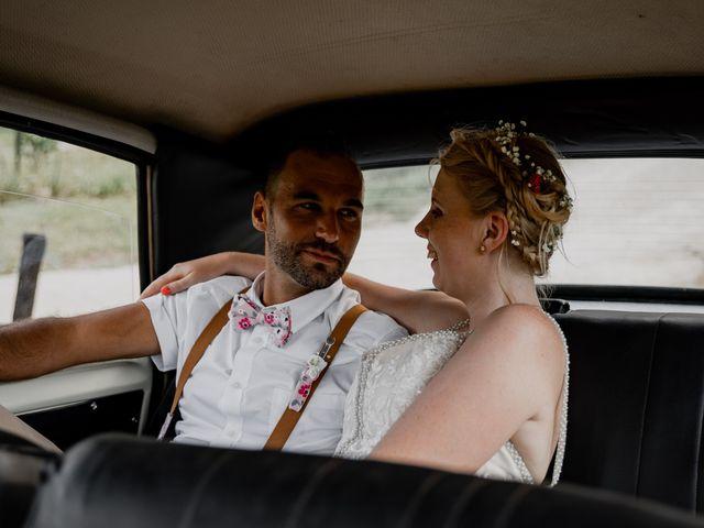 Le mariage de Will et Nina à Saint-Antonin-Noble-Val, Tarn-et-Garonne 27