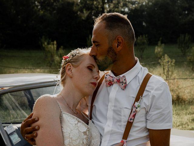 Le mariage de Will et Nina à Saint-Antonin-Noble-Val, Tarn-et-Garonne 28