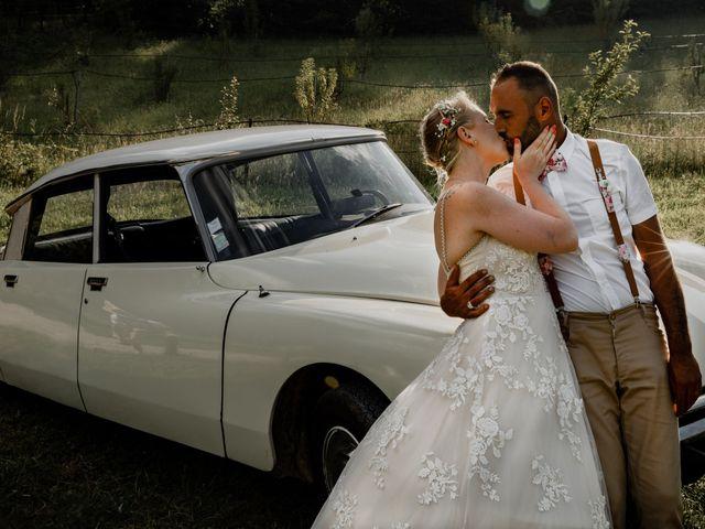 Le mariage de Will et Nina à Saint-Antonin-Noble-Val, Tarn-et-Garonne 29