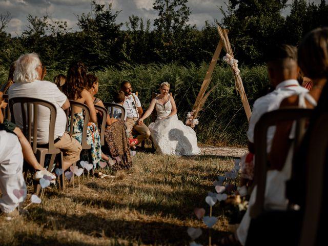 Le mariage de Will et Nina à Saint-Antonin-Noble-Val, Tarn-et-Garonne 1