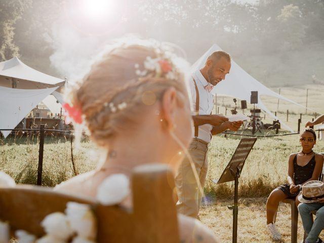Le mariage de Will et Nina à Saint-Antonin-Noble-Val, Tarn-et-Garonne 32