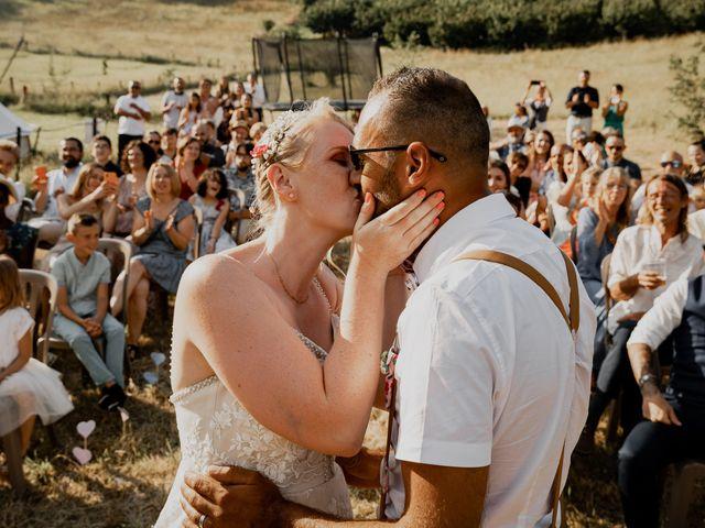 Le mariage de Will et Nina à Saint-Antonin-Noble-Val, Tarn-et-Garonne 35