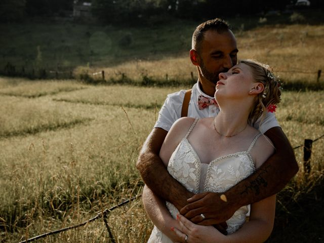Le mariage de Will et Nina à Saint-Antonin-Noble-Val, Tarn-et-Garonne 36