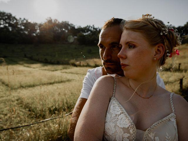 Le mariage de Will et Nina à Saint-Antonin-Noble-Val, Tarn-et-Garonne 38