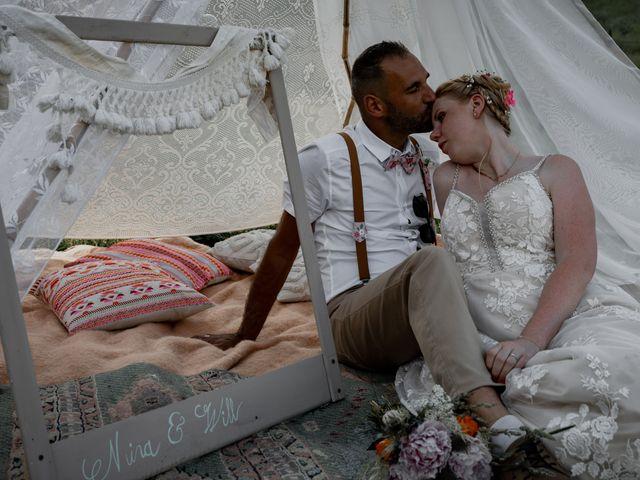 Le mariage de Will et Nina à Saint-Antonin-Noble-Val, Tarn-et-Garonne 41