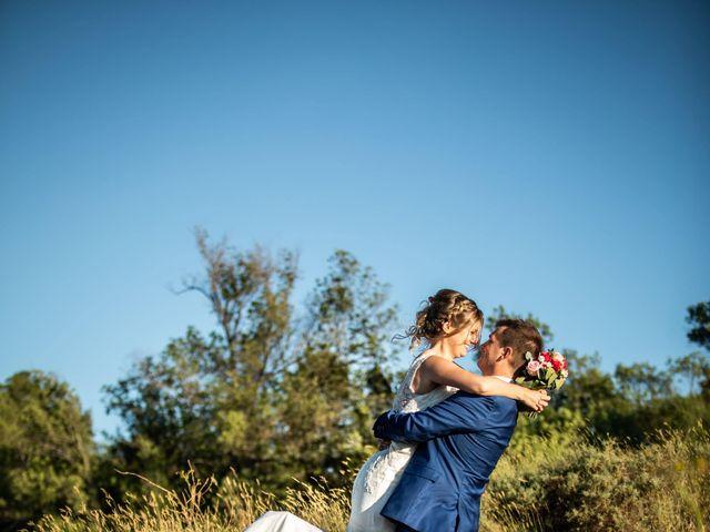 Le mariage de Robin et Laura à Servian, Hérault 54