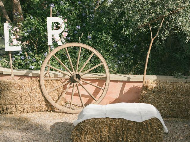 Le mariage de Robin et Laura à Servian, Hérault 93