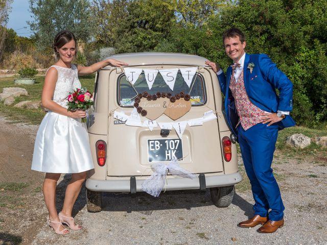 Le mariage de Robin et Laura à Servian, Hérault 37