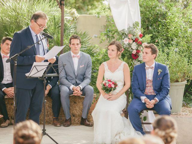 Le mariage de Robin et Laura à Servian, Hérault 66