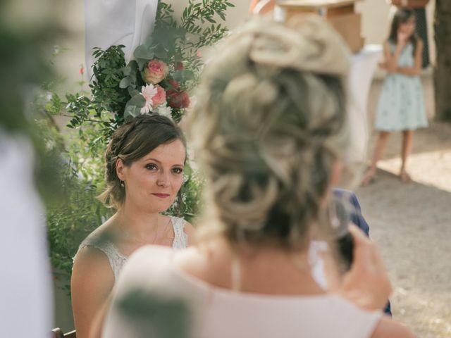 Le mariage de Robin et Laura à Servian, Hérault 76