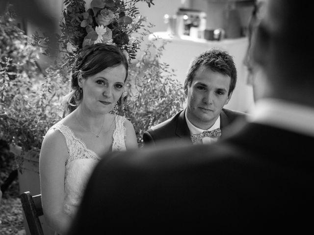 Le mariage de Robin et Laura à Servian, Hérault 79