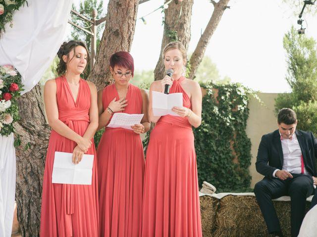 Le mariage de Robin et Laura à Servian, Hérault 81