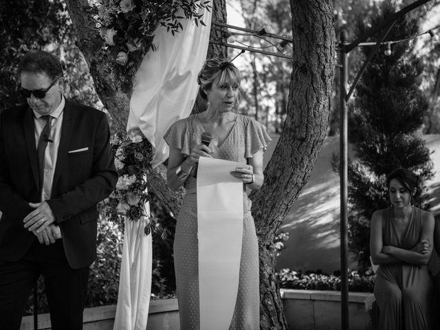 Le mariage de Robin et Laura à Servian, Hérault 83