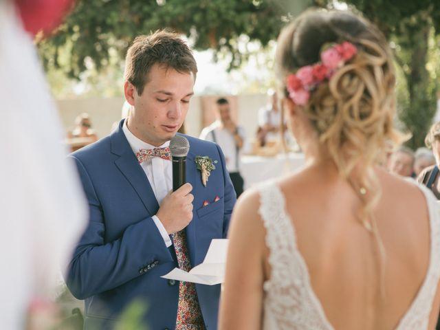 Le mariage de Robin et Laura à Servian, Hérault 86