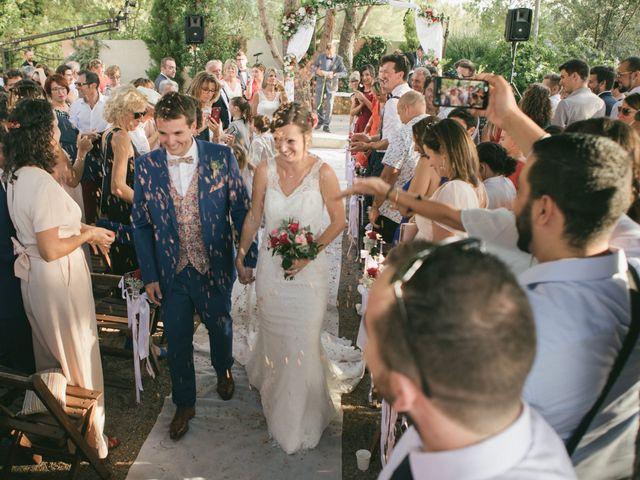Le mariage de Robin et Laura à Servian, Hérault 91