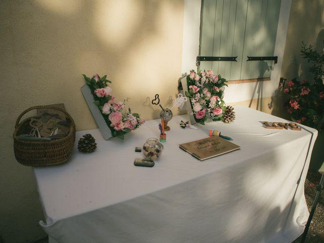 Le mariage de Robin et Laura à Servian, Hérault 99