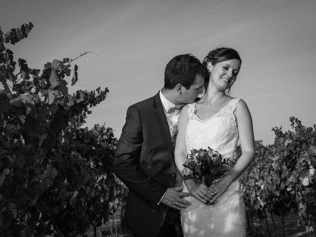 Le mariage de Robin et Laura à Servian, Hérault 61