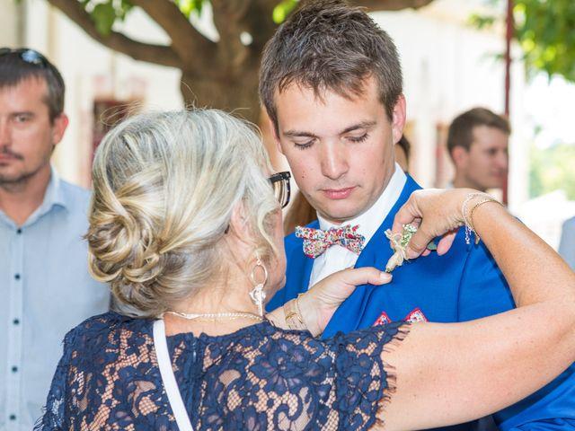Le mariage de Robin et Laura à Servian, Hérault 19