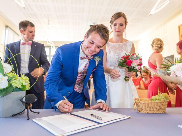 Le mariage de Robin et Laura à Servian, Hérault 28