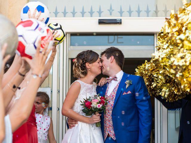 Le mariage de Robin et Laura à Servian, Hérault 34