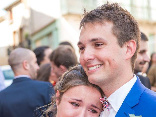 Le mariage de Robin et Laura à Servian, Hérault 36