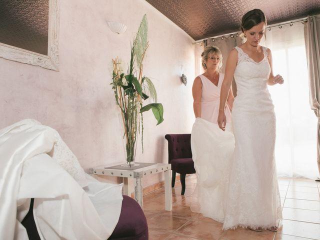 Le mariage de Robin et Laura à Servian, Hérault 39