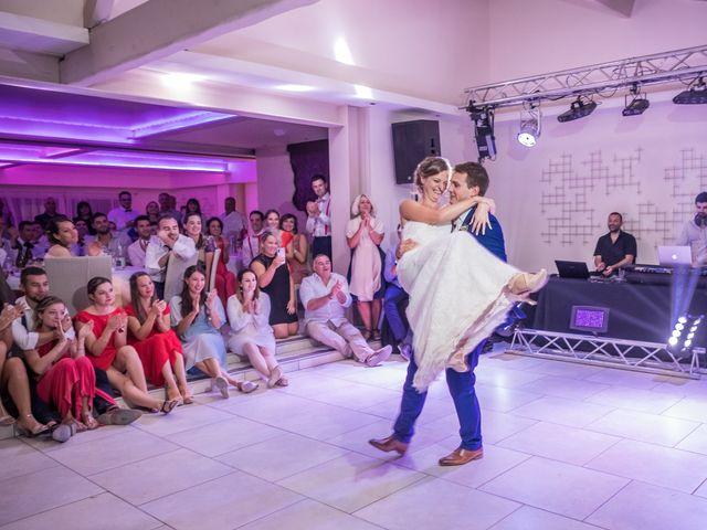 Le mariage de Robin et Laura à Servian, Hérault 119