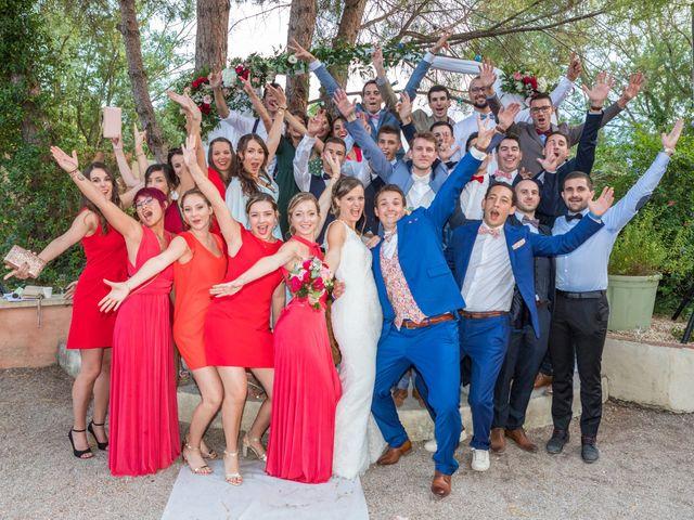 Le mariage de Robin et Laura à Servian, Hérault 101