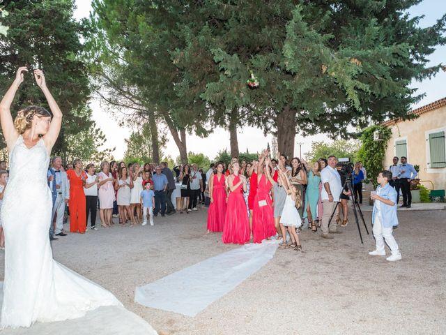 Le mariage de Robin et Laura à Servian, Hérault 103