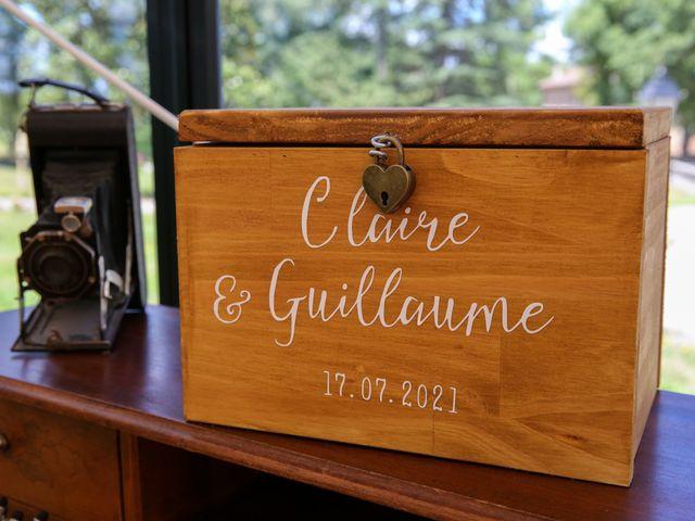 Le mariage de Guillaume et Claire à Toulouse, Haute-Garonne 34