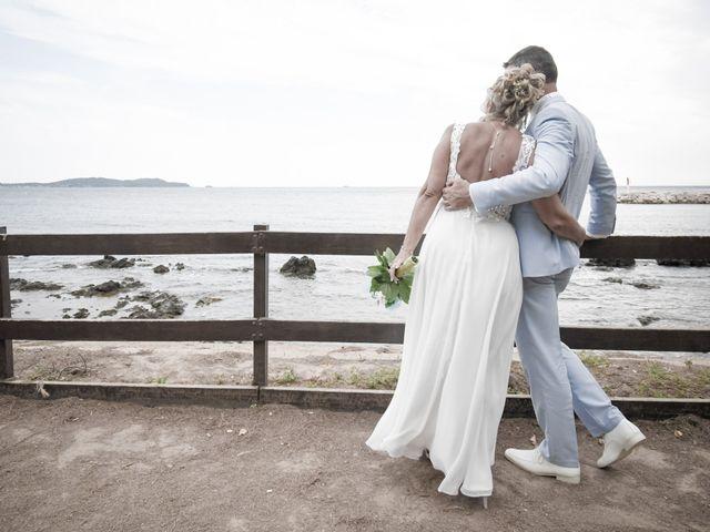 Le mariage de Jean Michel et Odile à La Valette-du-Var, Var 2