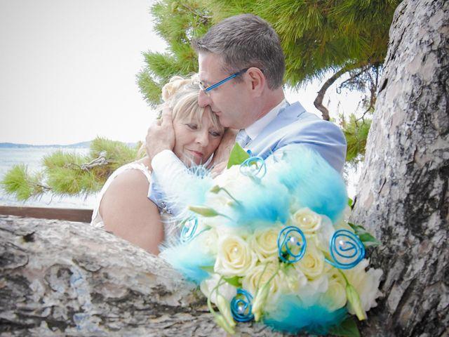Le mariage de Jean Michel et Odile à La Valette-du-Var, Var 3